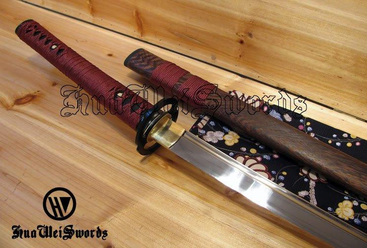 Handforged Battle Wraping Musashi Samurai Katana Sword