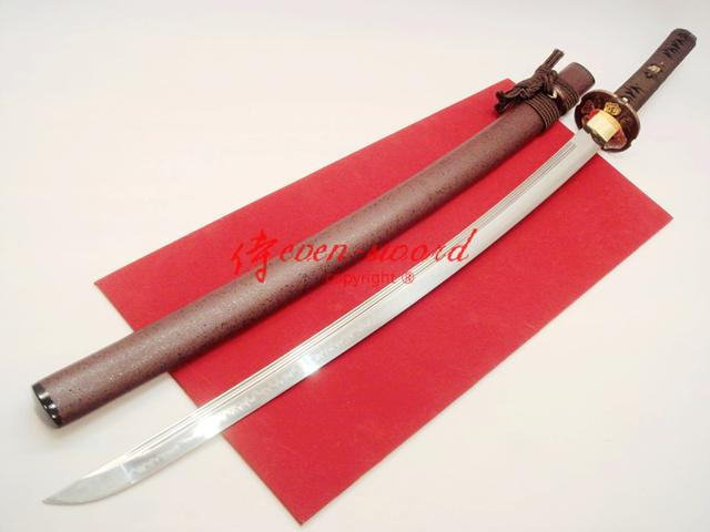 Battle Ready Clay Tempered Japanese Samurai Katana Choji Hamon 2bohi Blade Sword