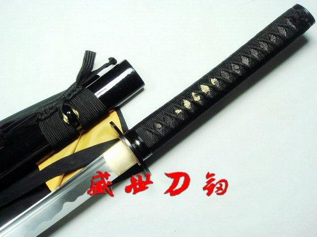 Battle Ready 1060 Carbon Steel Japanese Katana Iron Tsuba Razor Sharp Blade
