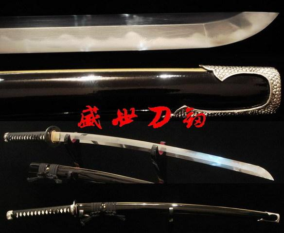 Top Quality Handachi Katana Sanmai Blade Class Polished Blade Sword Real Kissaki